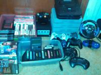 LOADS of great video gaming stuff for sale in this lot!