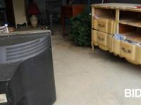 Storage units going to auction starting at $25. In this