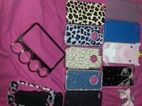 I have a lot of iPhone 4/4s Cases for sale,  Must of
