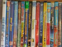 I have a bunch of kids movies. The kids are teens now