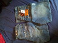 I have a bunch of mens jeans for sale most are new or