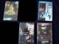 All are in good condition, sorry for the blurry pics