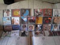 There are 28 CD'S in all country to R & B a couple of