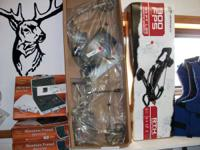 Lots of New Hunting Equipment including Bass Pro