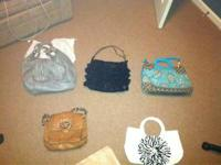 Great purses all in great condition . Grey rampage