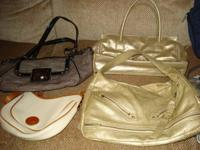 Lots of bags that are in excellent shape. Dooney, The