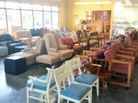 We have great deals of chairs in stock in an entire