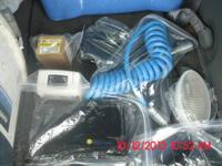 lots of rv parts, backups camera, refrigerators