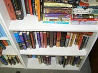 Large Selection of Books - Fiction, Cookbooks,