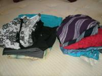 I have bags and bags and bags of women's clothing