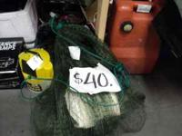 New and used items; CAST NETS, SKATES, BALL HELMENTS,