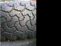 I have MANY 235/70/16 tires some with great tread,
