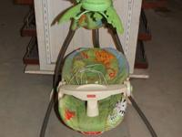 Need gone ASAP. Baby swing, strollers, car