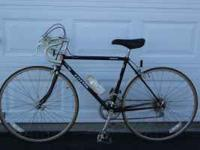 "Burgandy 23"" Lotus Bicycle $225.00 Call Bryan"