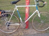 "1984 LOTUS ECLAIR 18 Speed, 23"" frame (mid crank base"
