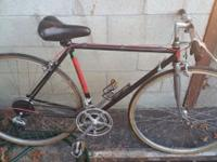 "Lotus race bike 27"" in good condition very rare bike"