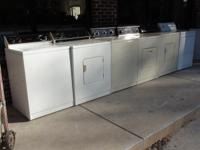 We have even more $200.00 Washer and Dryer SETS. All
