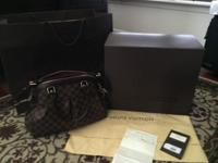 Authentic Louis Vuitton bag purchased in March of this