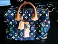 This is an Authentic Louis Vuitton handbag. After