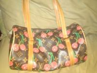 Authentic Louis Vuitton PA pillion purse From smoke