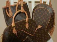 Louis Vuitton purses. New 70.00 each. Buy all for 60.00
