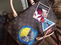Louis Vuitton Cindy Sherman Camera Messenger Bag This