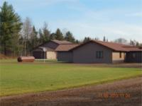 This Northwoods luxury home offers superior quality