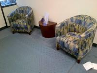We have 4 identical Brayton reception/lounge chairs in