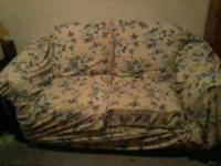 Selling a love seat for $40 I am selling it because i