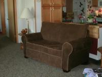 Type: Living Room Type: Sofas Love seat one year old
