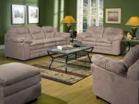 We have two of these very nice Serta Love Seats left in