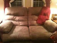 I have a love seat for sale. I have attached pics of