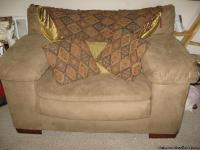 I am selling my Love Seat for $180.00 (cash) or best