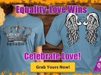 Show Your Support And Pride With One Of These Limited