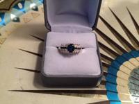 This ring was purchased for $750, now offering for $400