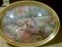 Really nice framed painting needs a home! Call or email