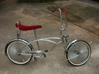 Lovely Lowrider brand, 20 inch bicycles, for boy or