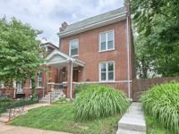 Lovely Renovated Home in Tower Grove on a Double Lot!