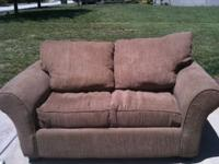 loveseat for sale $40 OBO - text or call  // //]]>