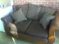Nice loveseat for sale. 100.00 obo. please call