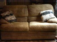 Loveseat/Hid-abed and/or overstuffed recliner  $200.00
