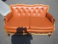 Perfect conditon settee .... loveseat for sale $200 or