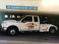 TIA Transport & Towing Low Cleareance Garage Towing