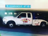 TIA Transport & Towing Low Cleareance Parking Garages