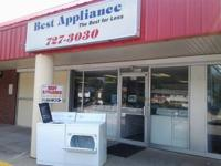 We have been in the appliance sales and repair business