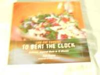 Low Fat Cookbook-To Beat the Clock by Sam Gugino.