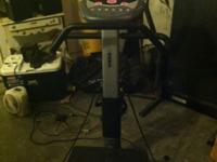 VibraSlim Exercise equipment in great shape. Lost
