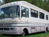 I am advertising this RV for my 70 year old parents who
