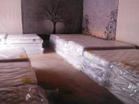 Brand name NEW Euro, PillowTop and Memory Foam Mattress