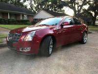 For Sale is my 2008 Cadillac CTS. Clean Title - no